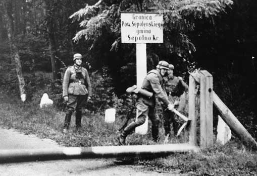Depravity Redefined: Selling US Slaughter in Syria germany invades poland 1939 001