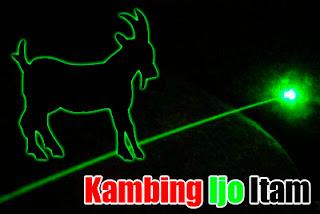 Kambing Hitam Mengkambinghitamkan laser malaysia