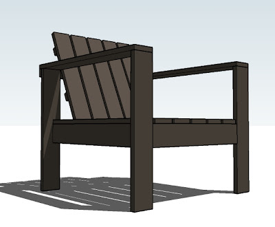 Outdoor Chair Plans Pdf Woodworking