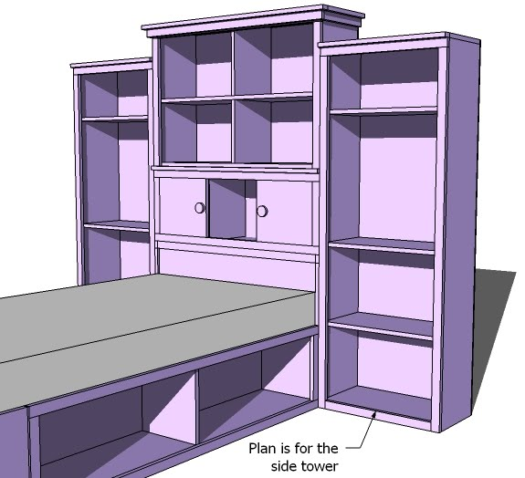 Free Plans To Build A Triple Bunk Bed | Search Results | DIY ...
