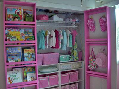 A Closet With Even More Storage