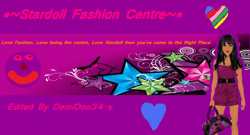 Stardoll Fashion Centre    x ~ NEW ~ x
