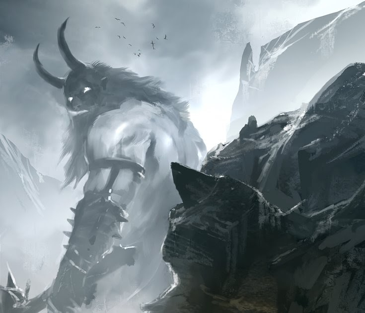 Image result for Frost giant