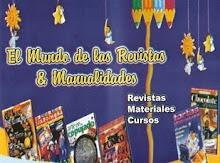 PUNTO DE VENTA: MUNDO DE LAS REVISTAS