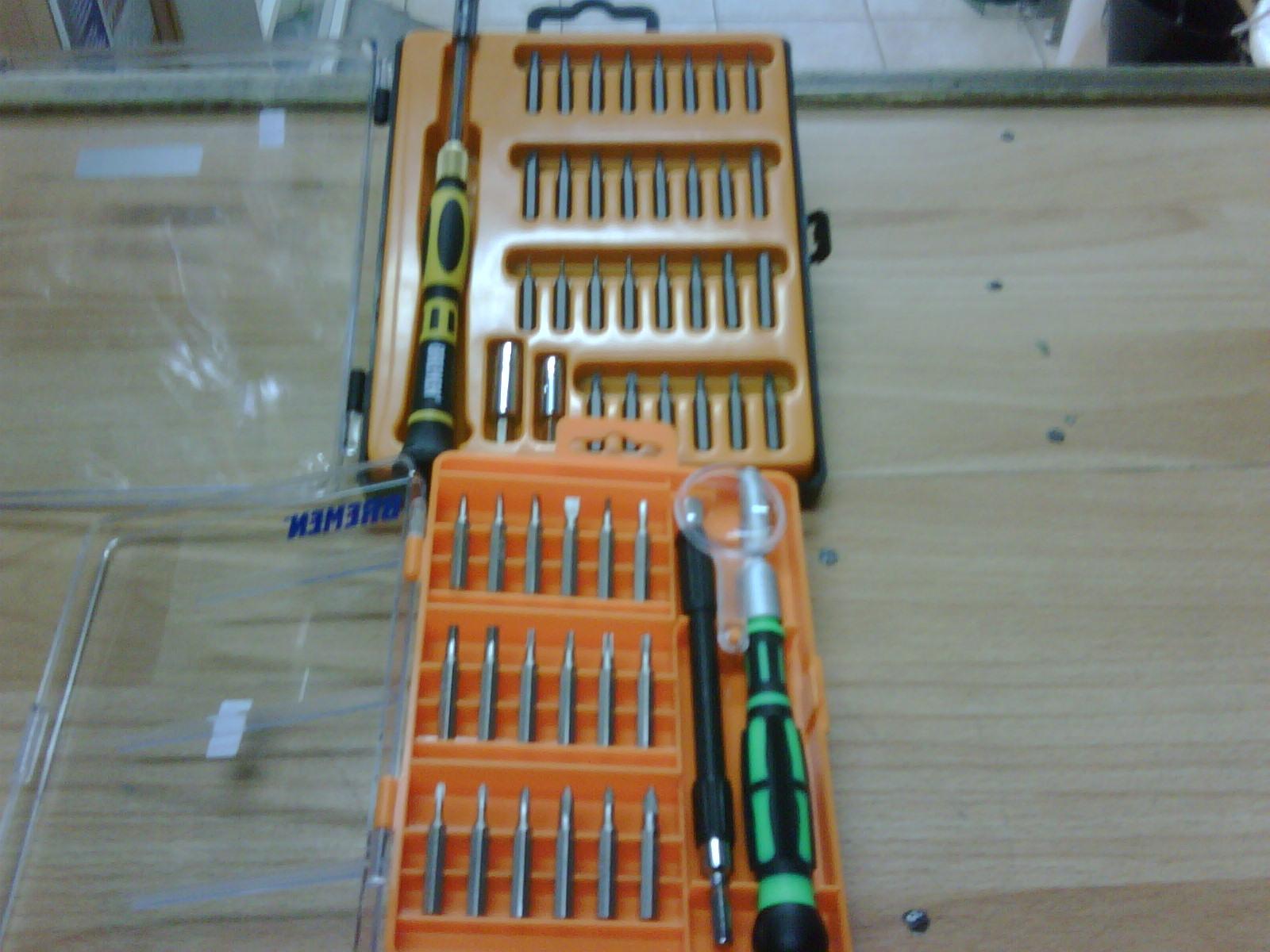 Microfer juego de destornilladores de precision - Destornilladores de precision ...