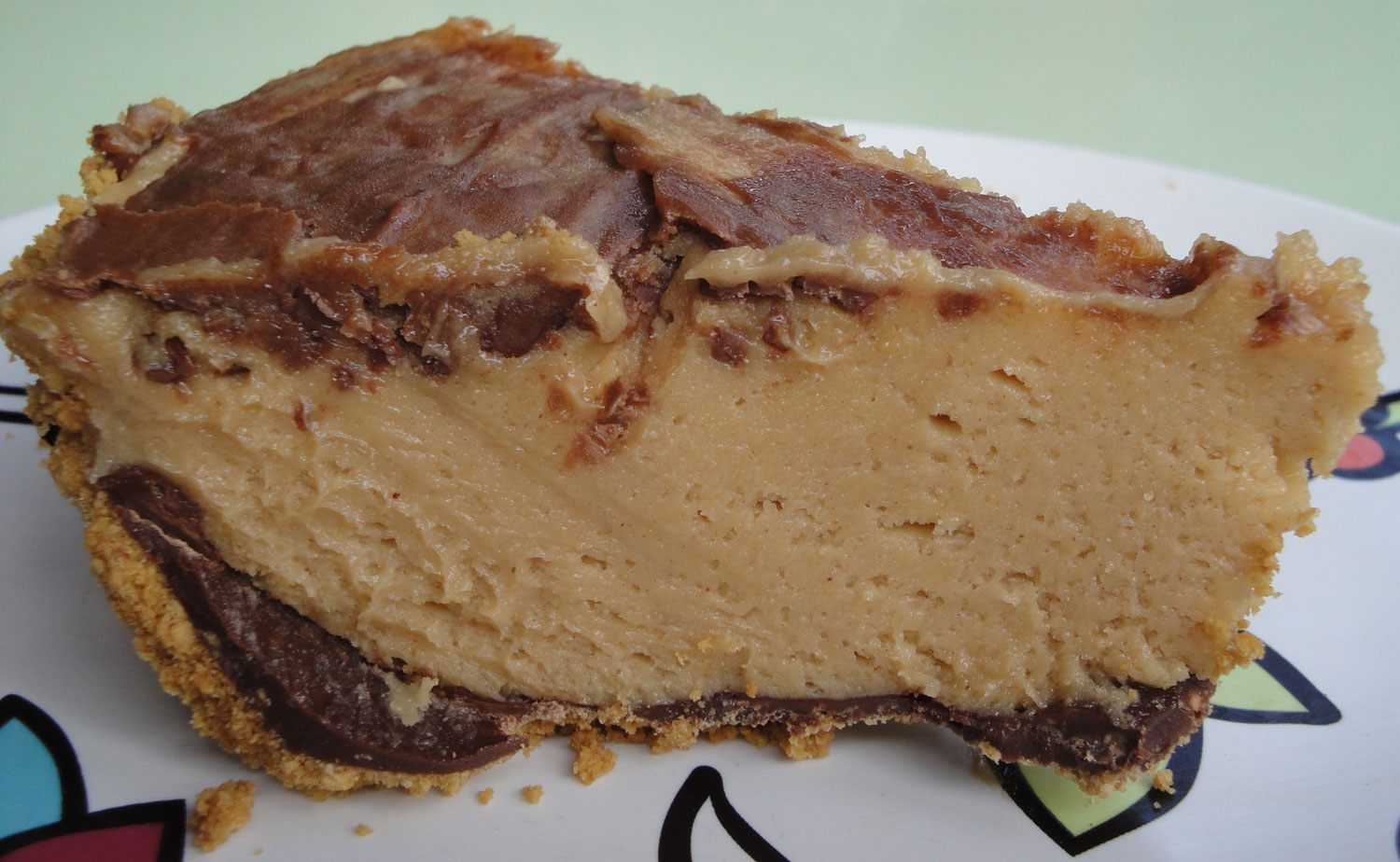 MySweetCreations Peanut Butter Cookie Pie Recipe — Dishmaps