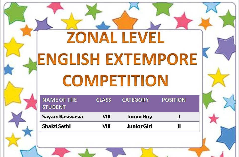 extempore competition Definition of extempore in the audioenglishorg dictionary meaning of extempore what does extempore mean proper usage of the word extempore information about extempore in the audioenglishorg dictionary, synonyms and antonyms.