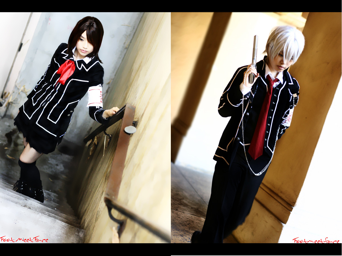 Image Vampire Knight Cosplay Download Zero Vampire Knight Cosplay