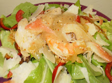 Shrimp and Crabmeat Salad