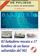 TRES GRANDES BARCOS LLAMADO BAADEROS