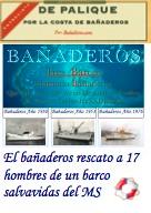 TRES GRANDES BARCOS LLAMADO BAÑADEROS