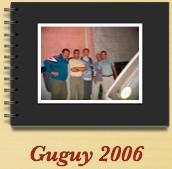 Caminata a Guguy 2006