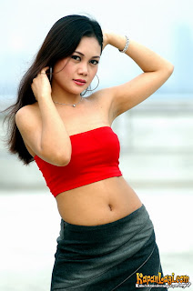 Ria Agani, Hot Indonesian Model