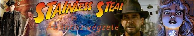Stainless Steal és Atlanisz végzete