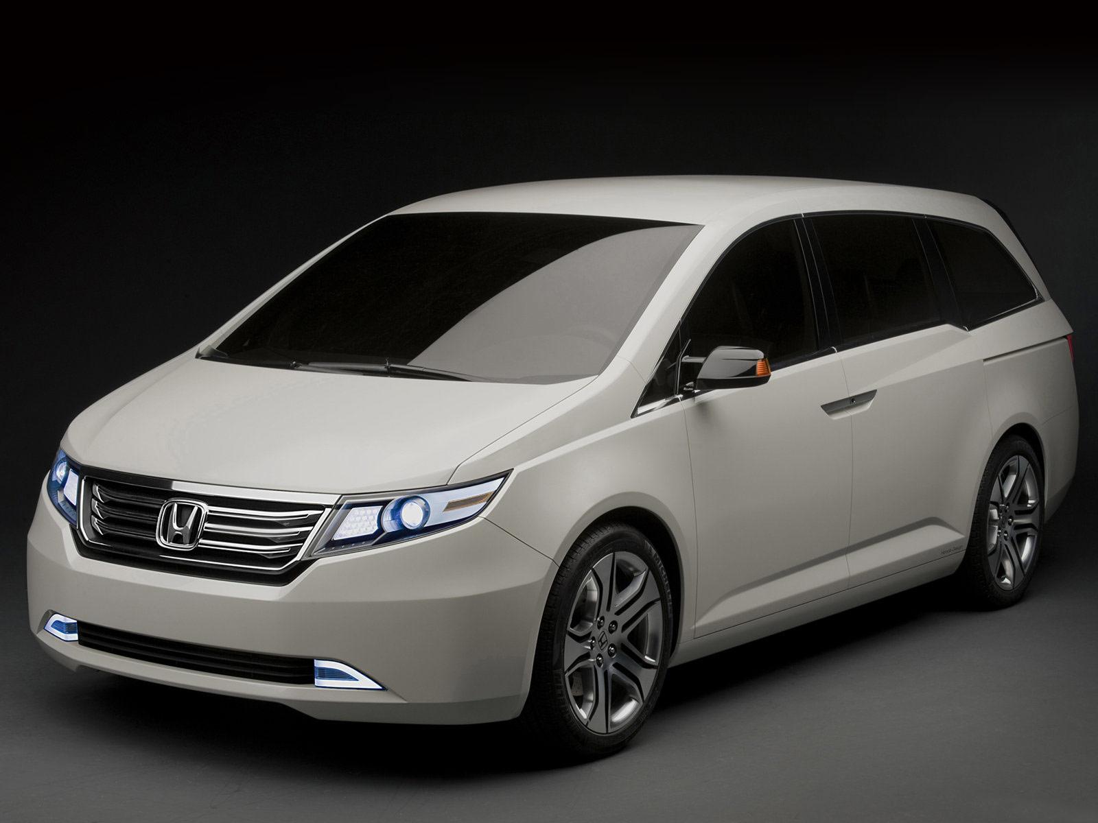 2010 Honda Odyssey Concept Car Photos Accident Lawyers Info