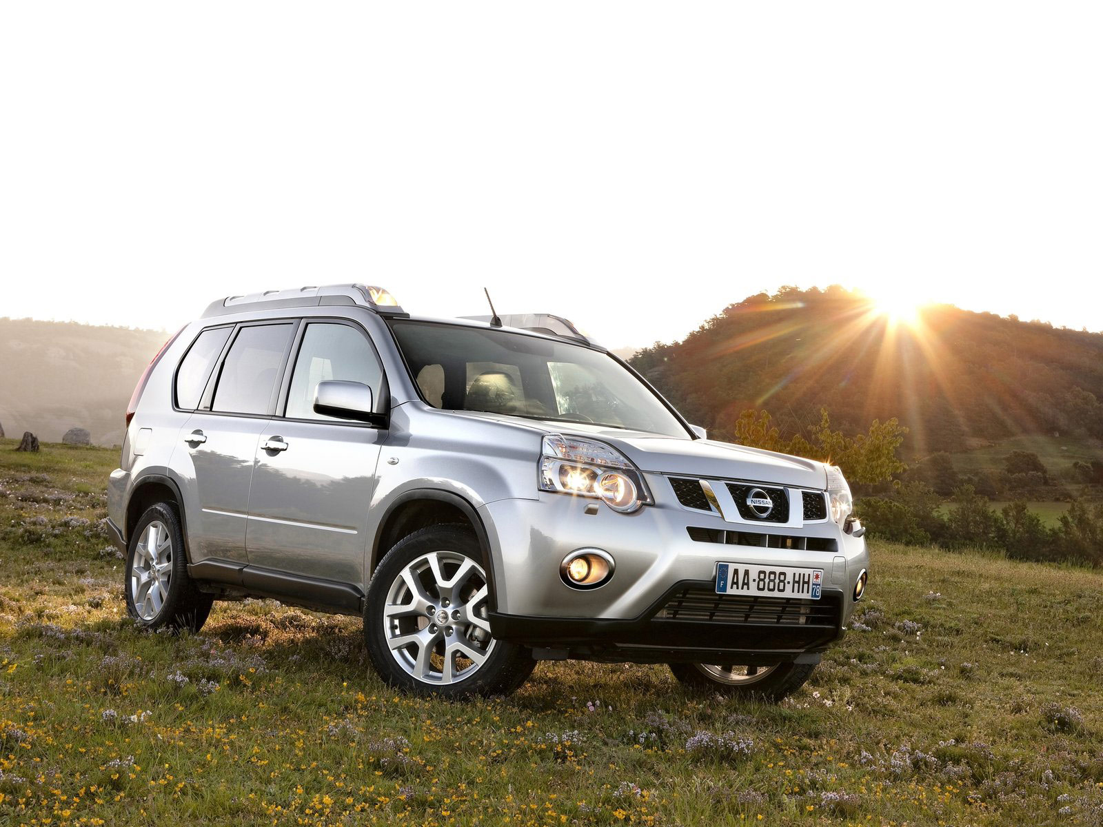 power vehicle modified car nissan x trail 2011. Black Bedroom Furniture Sets. Home Design Ideas