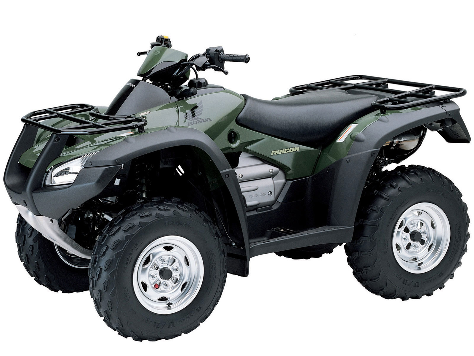 2005 HONDA FourTrax Rincon pictures | ATV accident lawyers