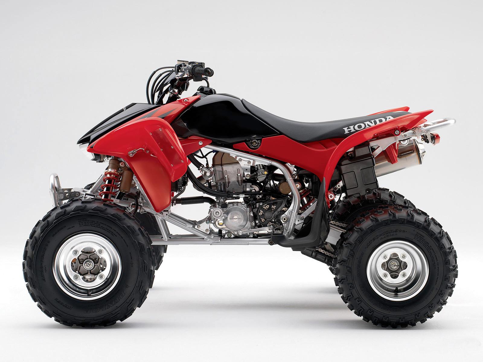 2006 HONDA TRX450R ATV pictures, features