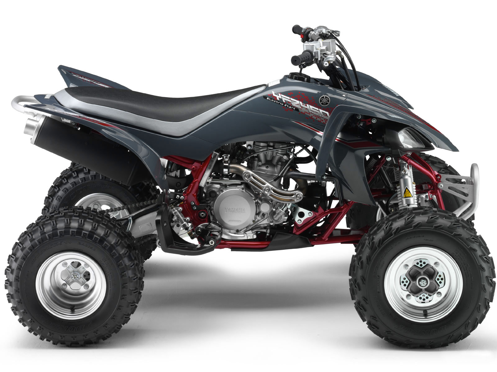 2007 yamaha yfz450 atv pictures review specifications for 2004 yamaha yfz450