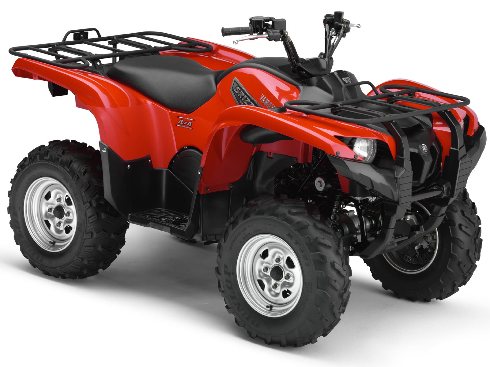2007 yamaha grizzly 700 fi 4x4 automotic wallpapers for Yamaha grizzly atv