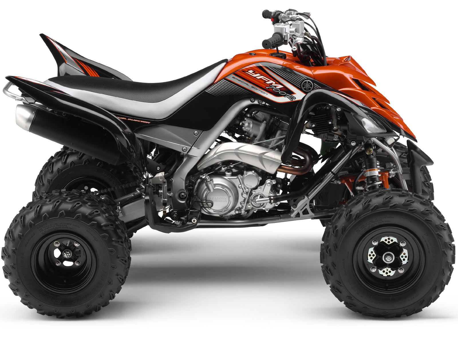 2007 yamaha raptor 700r atv pictures review specifications. Black Bedroom Furniture Sets. Home Design Ideas