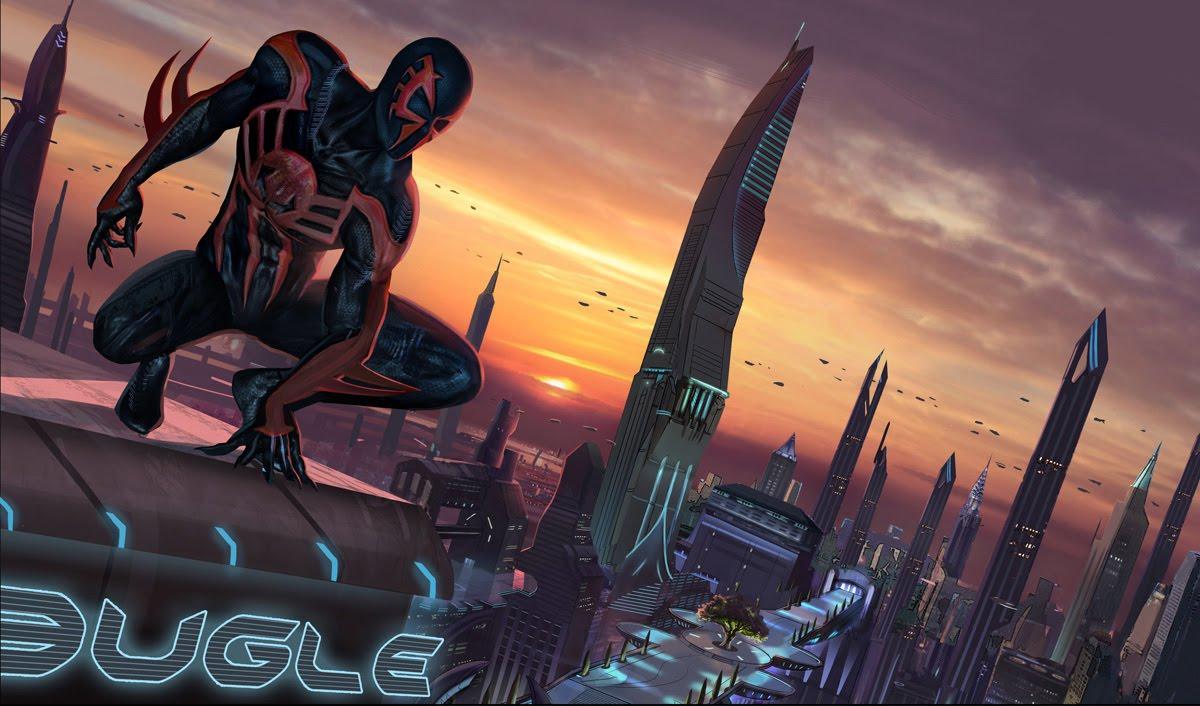 Hugo Puzzuoli: 85 Spider Man Menu Concepts