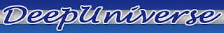 Logo DeepUniverse (sponsor tecnico dell'iniziativa)