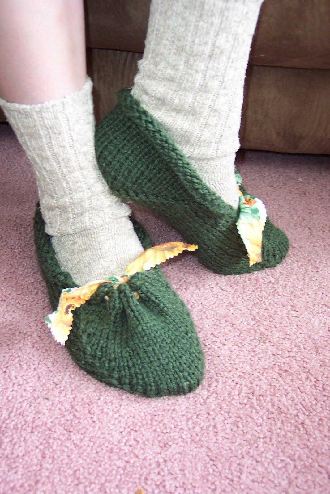 Вязание носок и тапочек 70
