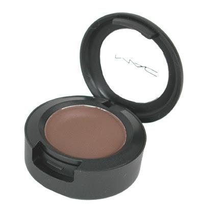Mac eyeshadow in espresso matte