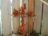 Festive Fall Cross