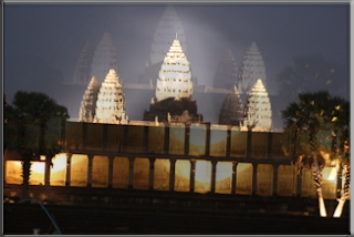 Angkor Wat at Night