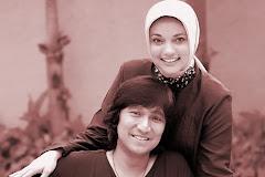 Ikang Fawzi dan Istrinya