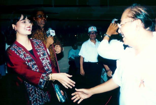 Marissa Haque Selalu Aktif di BKKBN Sejak Era Presiden Soeharto