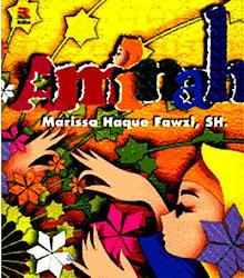 Karya 1, Hasil Belajar di Pasca Sarjana Unika Atmajaya, Buku Anak Billngual Berjudul Aminah