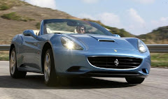 FERRARI CALIFORNIA !
