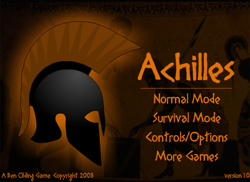 achilles game