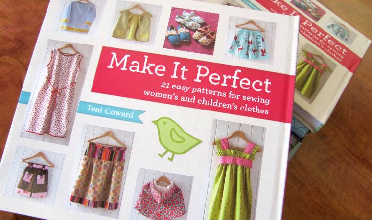 The Haby Goddess: Make It Perfect pattern book now in stock