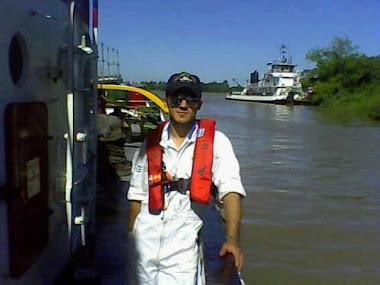 Inspecciones de abordo en buques de la compañia naviera horamar S.A.