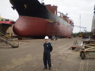 Supervisacion de trabajos para el astillero Tandanor. S.A.