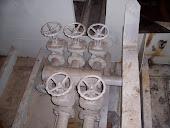 Prefabricado y montaje de todo tipo de tuberia de achique.