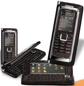 hi-tech S60-series, Nokia E90 Communicator!