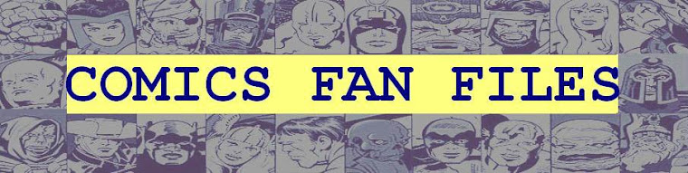 COMICS FAN FILES