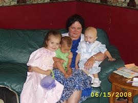 Adrianna, Tannen, Debbie, & Rainie