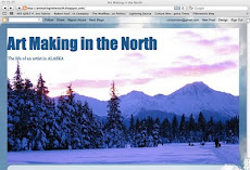 "My Blog ""Art Making In The North"