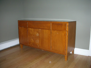 dwell n 39 alternative russel wright for conant ball furniture makers mid century credenza