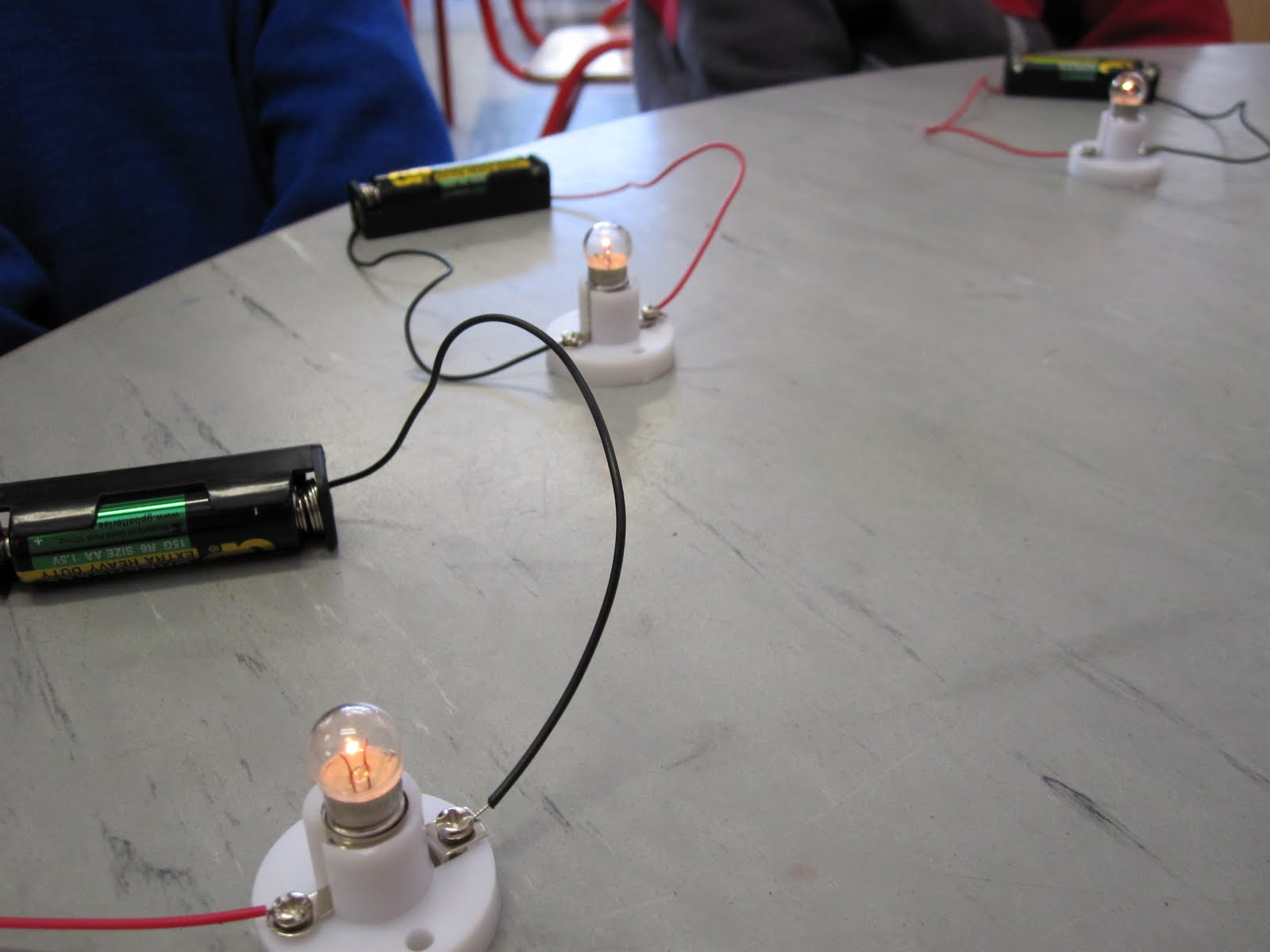 Ms Oconnors Class Making Electrical Circuits Electricity And