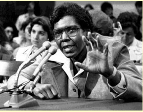 Barbara Jordan gained national prominence for her role in the 1974 Watergate hearings as a member of the House Judiciary Committee when she delivered what many considered to be the most powerful speech of the hearings.