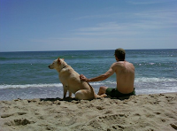 Picture of Ballou and Keith at the beach. Not related to the post, but we had a nice vaycay.