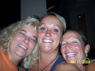 Julie Humphries, Kerri & Cindy Brown