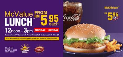 McDonald McValue